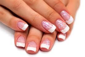 Acrylic nails rebase