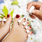 Organic Pedicure & Manicure
