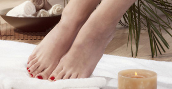 Royal Organic Pedicure