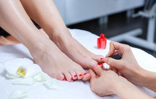 Super Deluxe Pedicure & Manicure